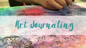 Creating Art Journal Pages